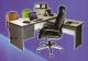 Meja Kantor Daiko MD 160 abu-abu