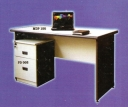 Meja Kantor Daiko MDP 150 abu-abu