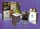 Meja Kantor Daiko MD 150 abu-abu
