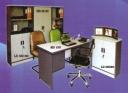 Meja kantor Daiko Abu-Abu MD 120