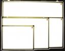 Papan Tulis (Whiteboard) Daiko Double Face (Gantung) 4560